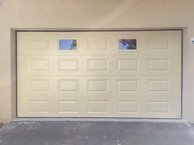 Dov ouvertures porte de garage - Porte de garage a refoulement plafond ...