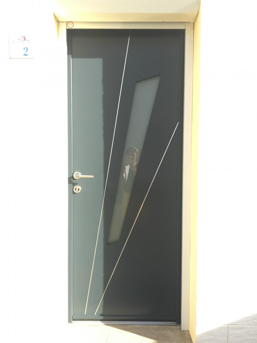 k line porte d entree porte d entr e alu kline photo de